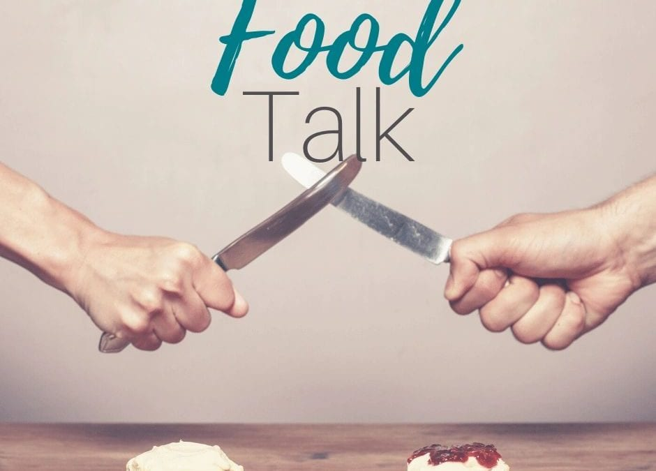 Food Talk: Voices In Your Head